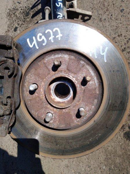 Тормозной диск Ford Mondeo 4 BD 2.0 2013 передний