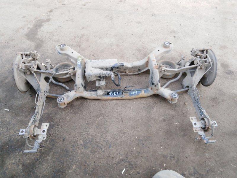 Балка подвески Ford Mondeo 4 BD 2.0 2013 задняя