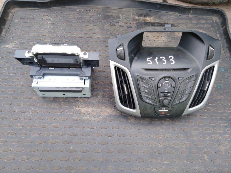 Магнитола Ford Focus 3 CB8 1.6 IQDB 2013