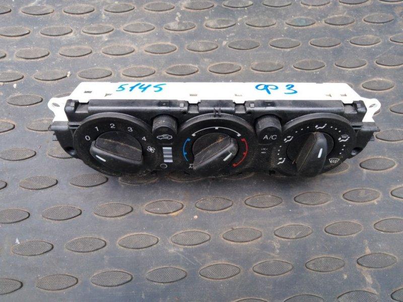 Блок управления кондиционером Ford Focus 3 CB8 1.6 IQDB 2013