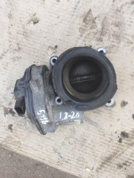 Дроссельная заслонка Ford Focus 2 CB4 1.8 QQDB 2008
