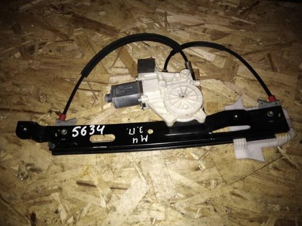 Стеклоподъемник Ford Mondeo 4 2007 задний правый