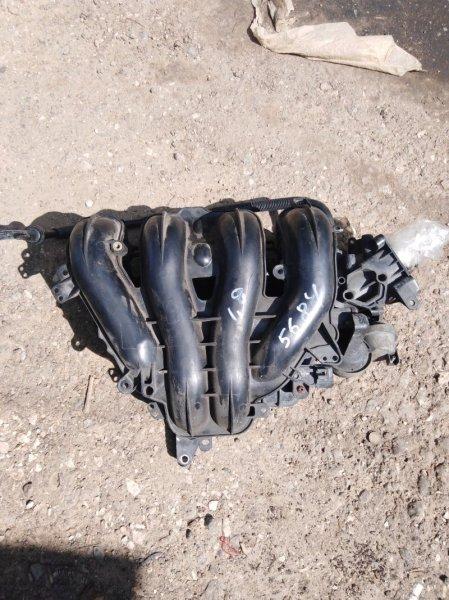 Коллектор впускной Ford Focus 2 CB4 1.8 QQDB 2008