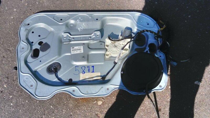 Стеклоподъемник Ford Focus 2 2008 передний левый