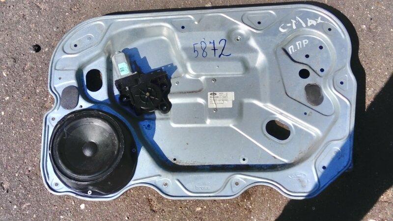 Стеклоподъемник Ford C-Max 2003 передний правый