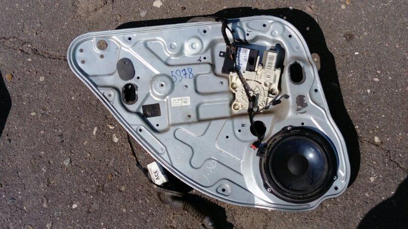 Стеклоподъемник Ford Focus 2 2008 задний левый
