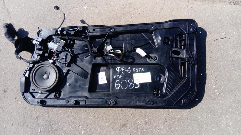 Стеклоподъемник Ford Fiesta 6 CB1 3-Х ДВЕРНЫЙ ХЭТЧБЕК 1.4 SPJC 2011 правый