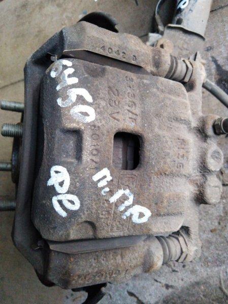 Суппорт Ford Fiesta 6 CB1 ХЭТЧБЕК 1.6 2015 передний правый