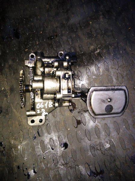 Насос масляный Ford Mondeo 4 2.0 ДИЗЕЛЬ 2007