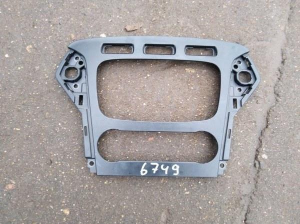 Рамка магнитолы Ford Mondeo 4 BG 2.0 ЭКОБУСТ 2012