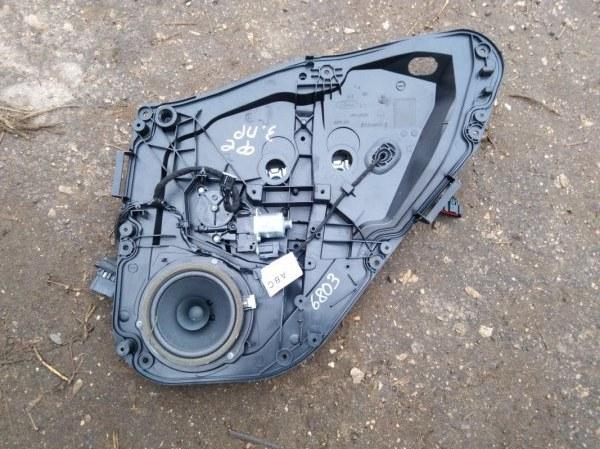 Стеклоподъемник Ford Fiesta 6 CB1 ХЭТЧБЕК 1.6 2015 задний правый