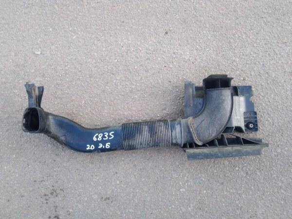 Воздухозаборник Ford Mondeo 4 BG 2.0 ЭКОБУСТ 2012