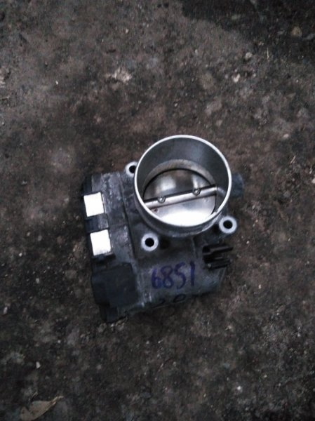 Дроссельная заслонка Ford Mondeo 4 BG 2.0 ЭКОБУСТ 2012