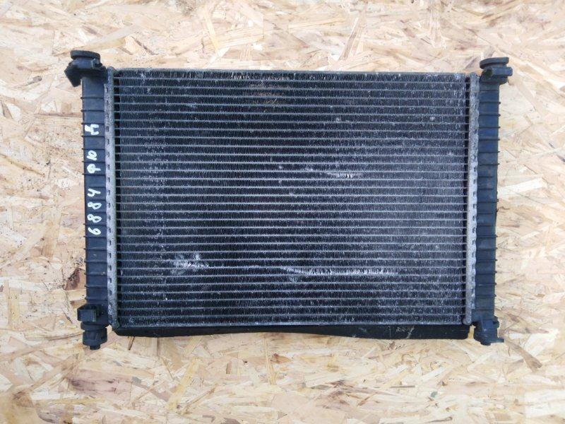 Радиатор двигателя Ford Fusion ДИЗЕЛЬ 2002