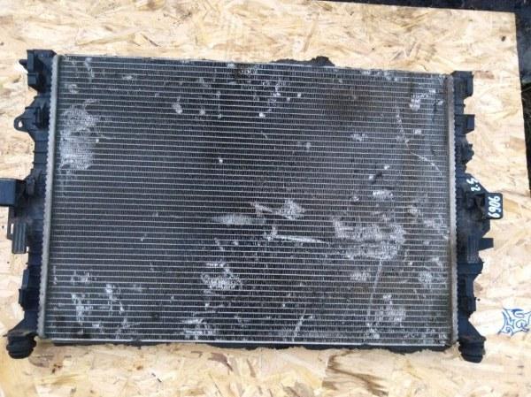 Радиатор двигателя Ford Mondeo 4 2.5 2007