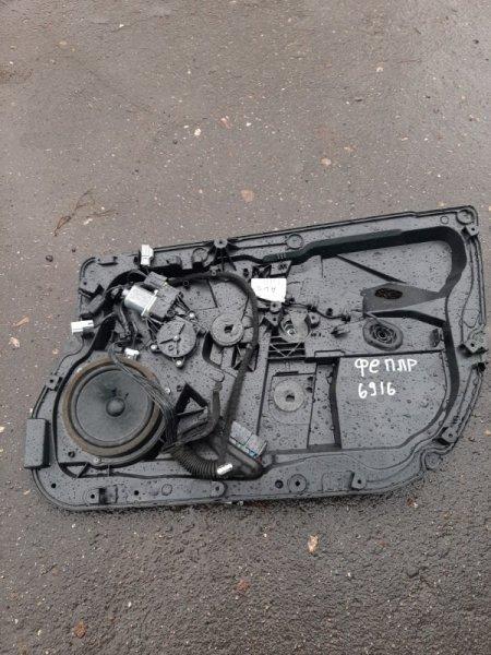Стеклоподъемник Ford Fiesta 6 CB1 ХЭТЧБЕК 1.6 2015 передний правый
