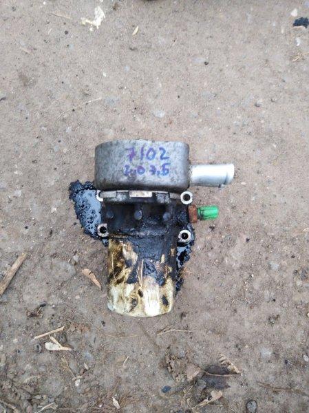 Теплообменник Ford Mondeo 4 2.0 ЭКОБУСТ 2010