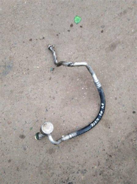 Трубка кондиционера Ford Mondeo 4 2.0 ЭКОБУСТ 2010