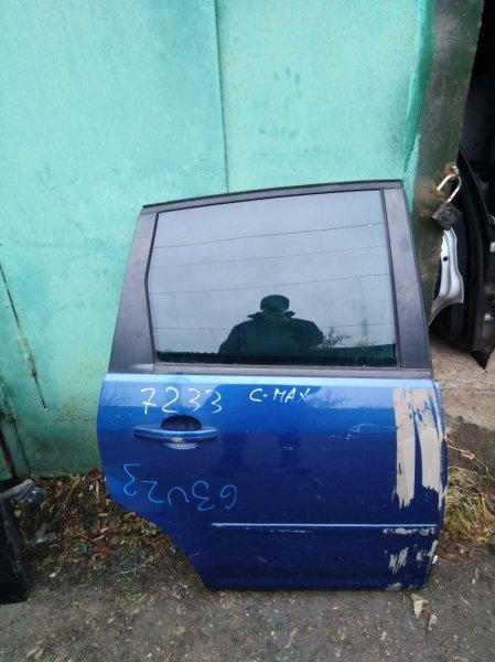 Дверь Ford C-Max 2003 задняя правая