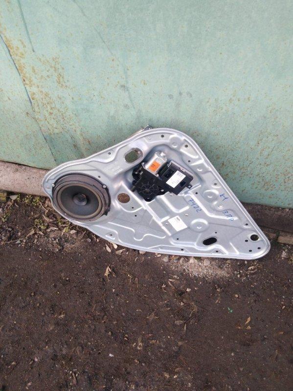 Стеклоподъемник Ford Kuga 1 CBV 2.0 ДИЗЕЛЬ G6DG 2008 задний правый