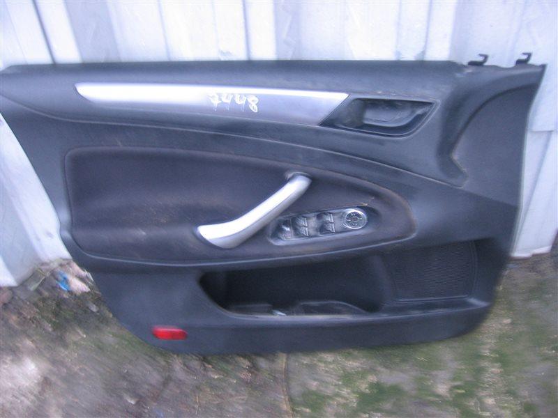 Обшивка двери Ford Mondeo 4 BD 2.3 2011 передняя левая