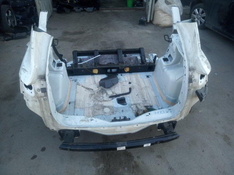 Задняя часть кузова Ford Kuga 1 CBV 2.5 ТУРБО 2010