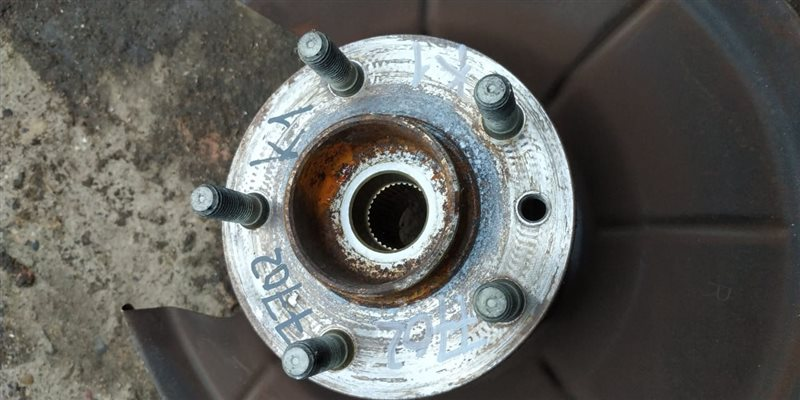 Ступица Ford Kuga 1 CBV 2.5 ТУРБО 2010 задняя