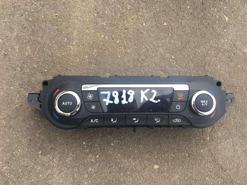 Блок управления климат-контролем Ford Kuga 2 CBS 1.6 ЭКОБУСТ 2014
