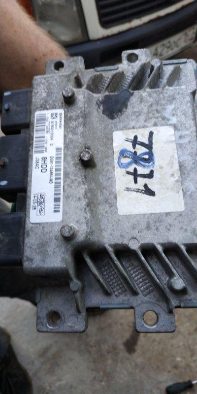 Блок управления двигателем Ford Mondeo 4 1.6 2007