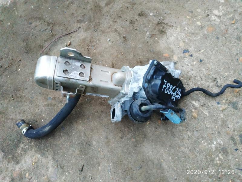 Клапан егр Ford Kuga 1 CBV 2.0 ДИЗЕЛЬ 2012