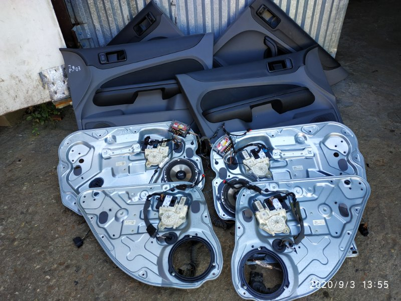 Электростеклоподьемники Ford Focus 2 CB4 2.0 2010