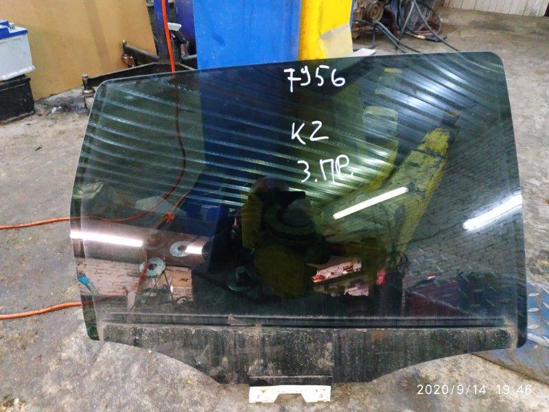 Стекло двери Ford Kuga 2 CBS 1.6 ЭКОБУСТ 2014 заднее правое