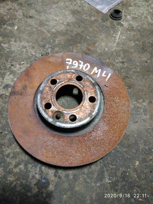 Тормозной диск Ford Galaxy CD340 2.3 2012 передний