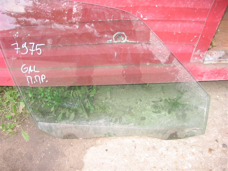 Стекло двери Ford Galaxy CD340 2.3 2012 переднее правое