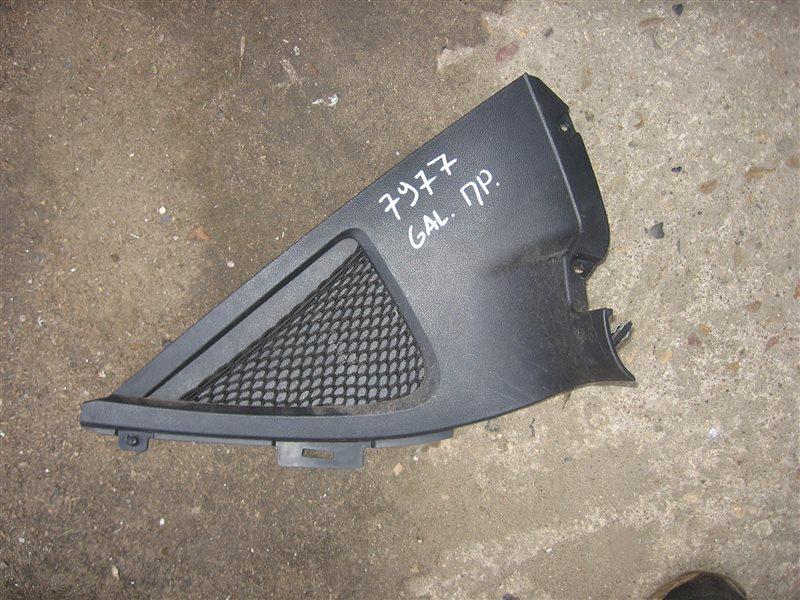 Накладка центральной консоли Ford Galaxy CD340 2.3 2012 правая