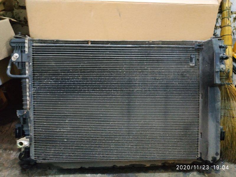 Радиатор кондиционера Ford Explorer 5 U502 3.5 2014