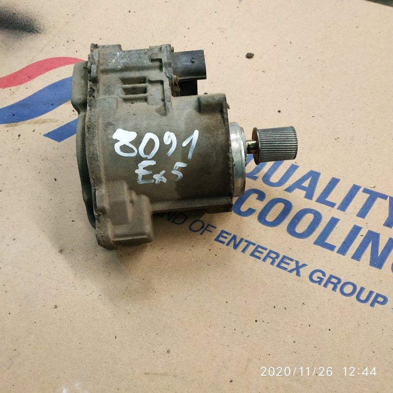 Мотор рулевой рейки Ford Explorer 5 U502 3.5 2014