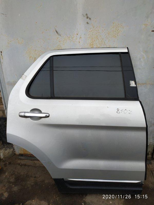 Дверь Ford Explorer 5 U502 3.5 2014 задняя правая