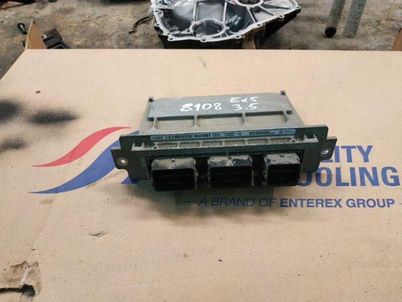 Блок управления двигателем Ford Explorer 5 U502 3.5 2014
