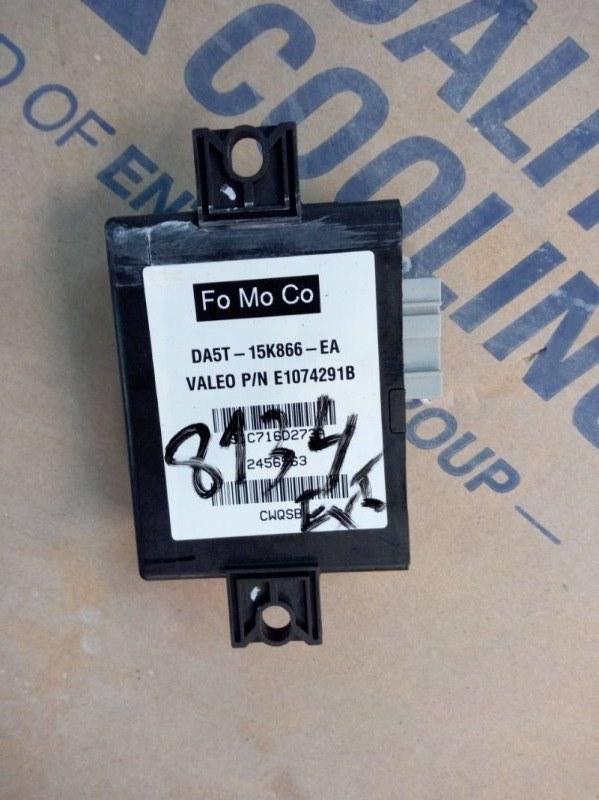 Блок управления парктрониками Ford Explorer 5 U502 3.5 2014
