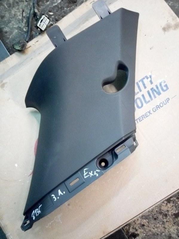 Обшивка стойки Ford Explorer 5 U502 3.5 2014 задняя левая