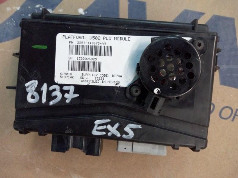 Блок управления замком багажника Ford Explorer 5 U502 3.5 2014