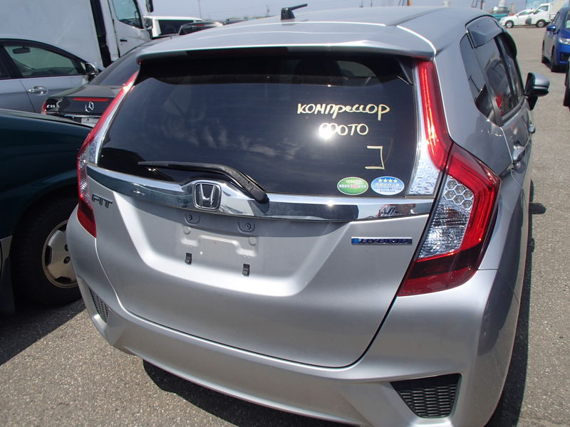 Крыло Honda Fit GP5 LEB 2014 заднее правое