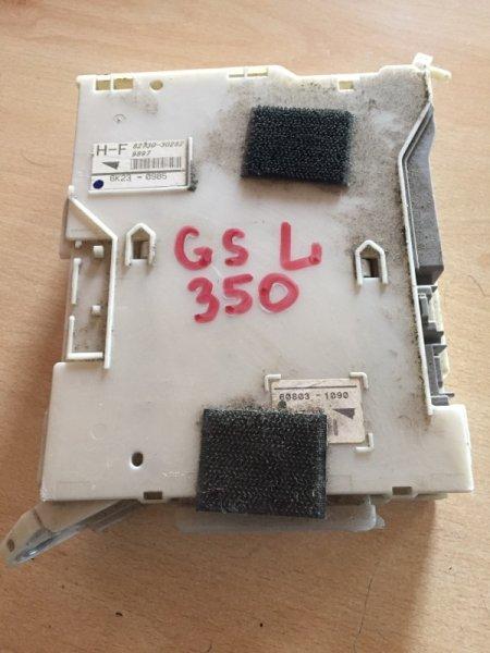 Электронный блок Lexus Gs300 GRS190 3GRFSE