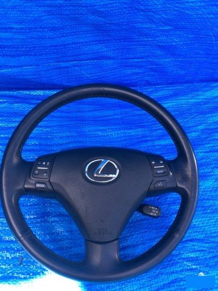 Airbag водительский Lexus Gs300 GRS190 3GRFSE