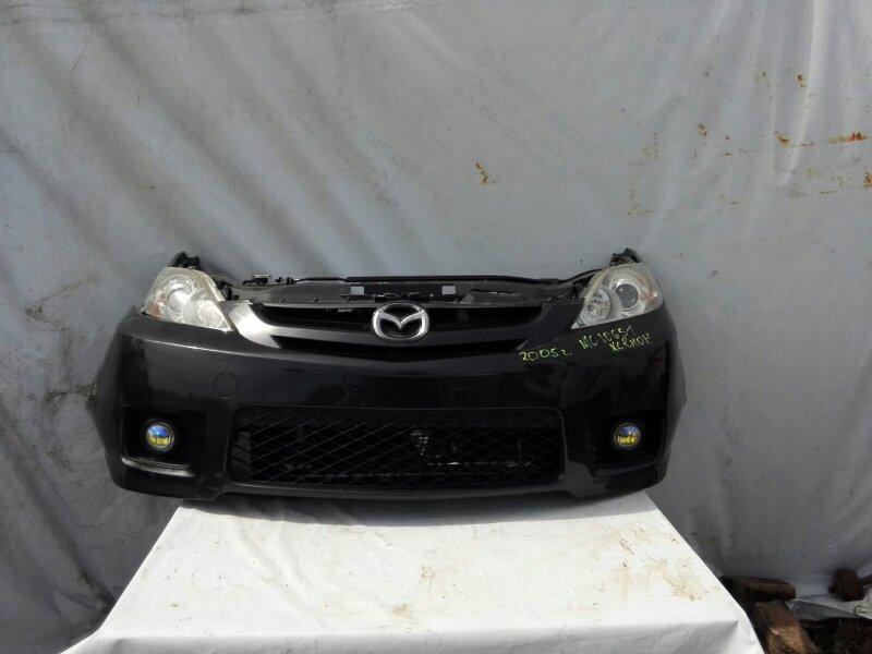 Ноускат Mazda Mpv LE3 L3 2005 передний