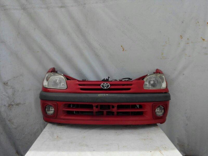 Ноускат Toyota Raum EXZ10 5E-FE 1998 передний