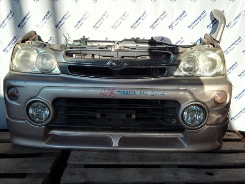Ноускат Daihatsu Terios Kid J111G EFDEM 2006 передний