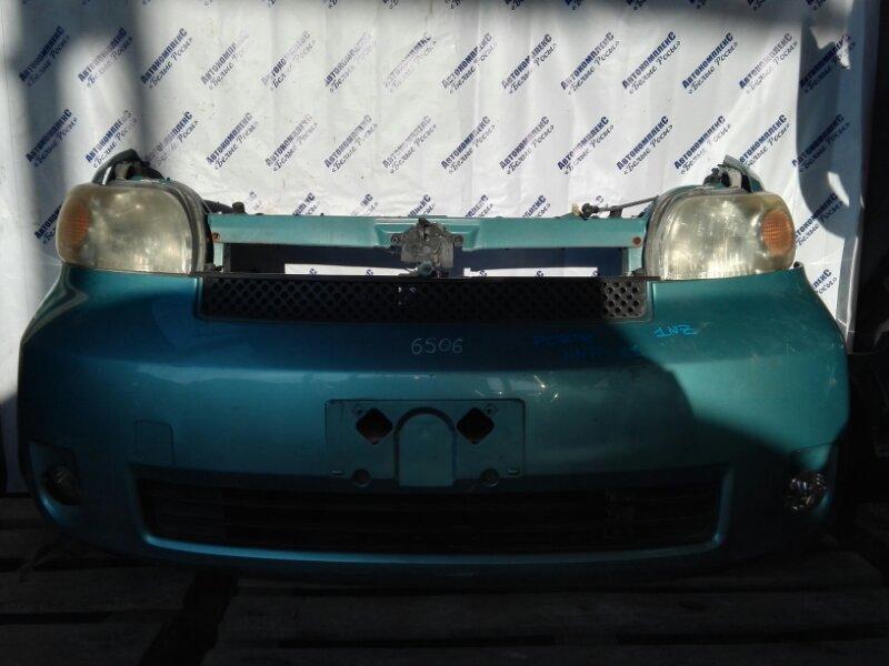 Ноускат Toyota Porte NNP11 1NZ FE 2007 передний