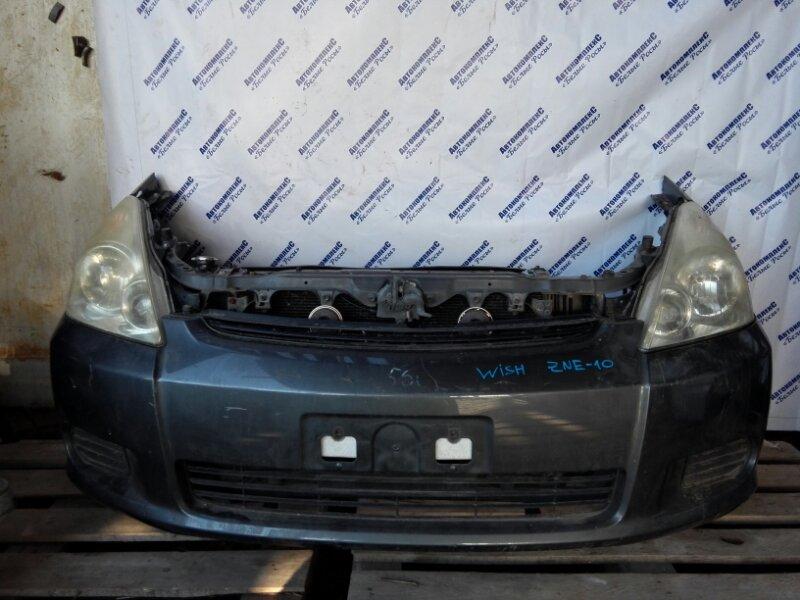 Ноускат Toyota Wish ZNE10 1ZZFE 2005 передний